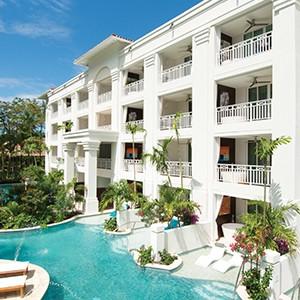 Crystal Lagoon suites - Sandals Barbados - Luxury Barbados Honeymoon Packages