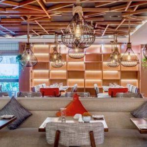 Dubai Honeymoon Packages Sofitel The Palm Dubai The World Eatery