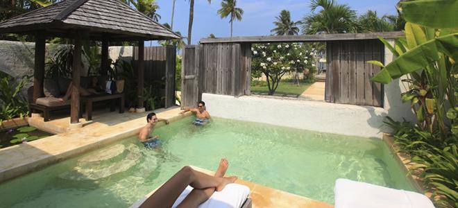Evason Hua Hin - Thailand Honeymoon - beachfront villa