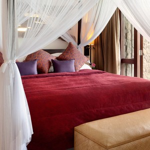 Kempinski Seychelles - seychelles honeymoon packages - beachside suite