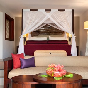 Kempinski Seychelles - seychelles honeymoon packages - deluxe sea view room