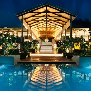 Kempinski Seychelles - seychelles honeymoon packages - main building