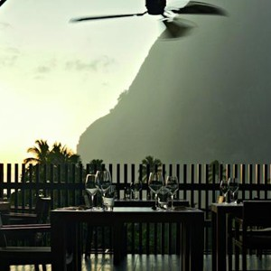 honeymoon packages St Lucia - Boucan By Hotel Chocolat - Dining