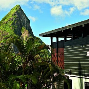 honeymoon packages St Lucia - Boucan By Hotel Chocolat - Exterior