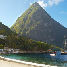 Luxury Holidays St Lucia - Sugar Beach Hotel - thumbnail