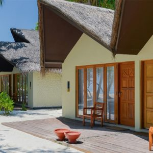 Maldives Honeymoon Packages Adaaran Select Hudhuranfushi Beach Villa
