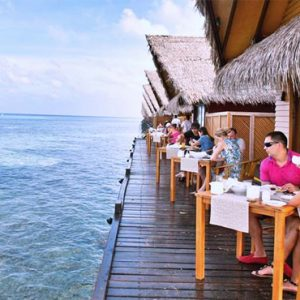 Maldives Honeymoon Packages Adaaran Select Hudhuranfushi Dining