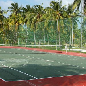 Maldives Honeymoon Packages Adaaran Select Hudhuranfushi Tennis