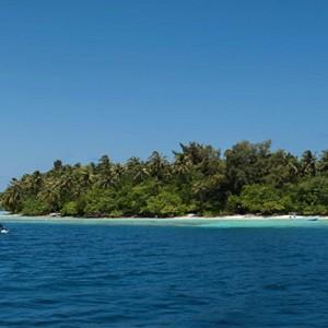 Maldives Honeymoon Packages Biyadhoo Island Dhoni Excursion