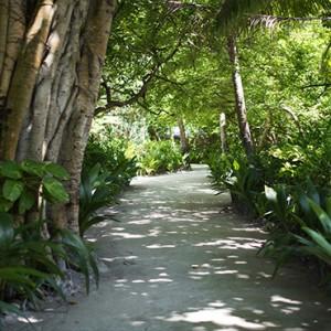 Maldives Honeymoon Packages Biyadhoo Island Pathway