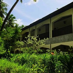 Maldives Honeymoon Packages Biyadhoo Island Standard Room Exterior