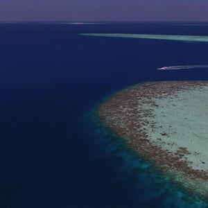 Maldives Honeymoon Packages Biyadhoo Island Aerial View1