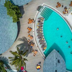 Maldives Honeymoon Packages Centara Ras Fushi Ariel