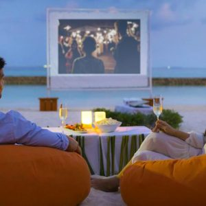 Maldives Honeymoon Packages Centara Ras Fushi Cinema 2