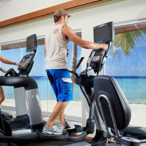Maldives Honeymoon Packages Centara Ras Fushi Gym