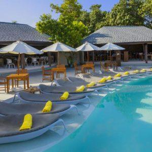 Maldives Honeymoon Packages Centara Ras Fushi Pool