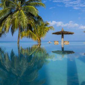 Maldives Honeymoon Packages Centara Ras Fushi Pool 3