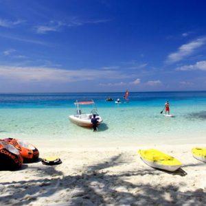 Maldives Honeymoon Packages Centara Ras Fushi Water Sports 3