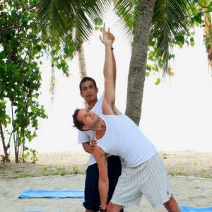 Maldives Honeymoon Packages Centara Ras Fushi Yoga