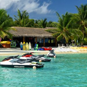 Maldives Honeymoon Packages Sheraton Full Moon Resort Water Sports