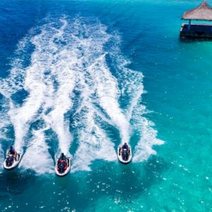 Maldives Honeymoon Packages Sheraton Full Moon Resort Water Sports 2