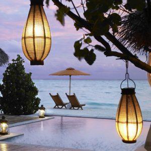 Maldives Honeymoon Packages Taj Exotica Maldives Deluxe Beach Villa