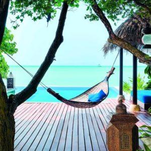 Maldives Honeymoon Packages Taj Exotica Maldives Deluxe Beach Villa 4