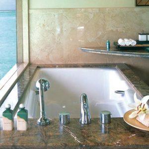 Maldives Honeymoon Packages Taj Exotica Maldives Deluxe Lagoon Villa 4