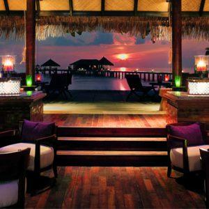Maldives Honeymoon Packages Taj Exotica Maldives Equator Bar