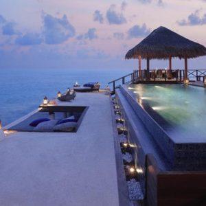 Maldives Honeymoon Packages Taj Exotica Maldives The Rehendi Presidential Overwater Suite With Pool 3
