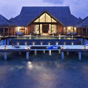 Maldives Honeymoon Packages Taj Exotica Maldives The Rehendi Presidential Overwater Suite With Pool 4