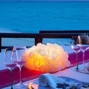 Maldives Honeymoon Packages Taj Exotica Maldives Dining 3