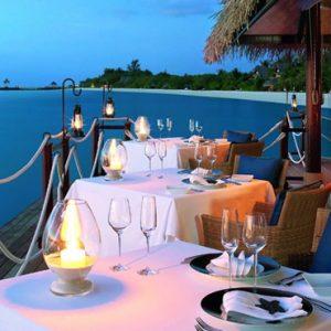 Maldives Honeymoon Packages Taj Exotica Maldives Dining 5