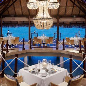 Maldives Honeymoon Packages Taj Exotica Maldives Dining 6