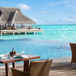 Maldives Honeymoon Packages Taj Exotica Maldives Pool