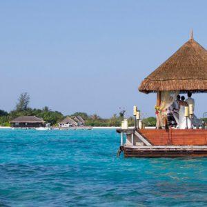 Maldives Honeymoon Packages Taj Exotica Maldives Water Pavilion