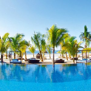 Mauritius Honeymoon Packages Heritage Le Telfair Wellness Resort Pool