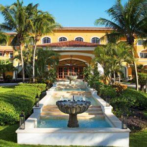 Mexico Honeymoon Packages Secrets Capri Riviera Cancun Exterior