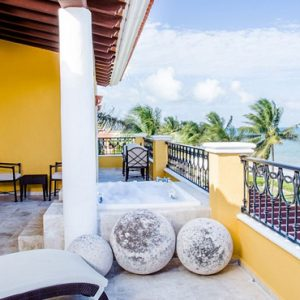 Mexico Honeymoon Packages Secrets Capri Riviera Cancun Preferred Club One Bedroom Presidential Suite 4