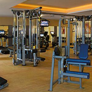 Mexico Honeymoon Packages Secrets Capri Riviera Cancun Gym
