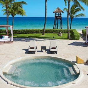 Mexico Honeymoon Packages Secrets Capri Riviera Cancun Jacuzzi