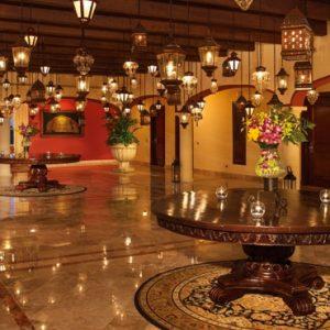 Mexico Honeymoon Packages Secrets Capri Riviera Cancun Lobby 2