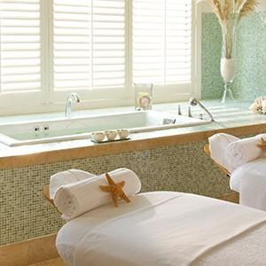 Red Lane spa - Sandals Barbados - Luxury Barbados Honeymoon Packages