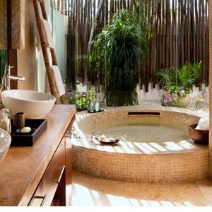 Roseward Mayakoba - Mexico wedding packages - bathroom