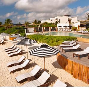 Roseward Mayakoba - Mexico wedding packages - beachfront