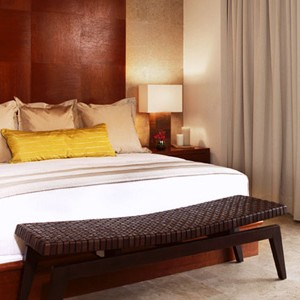 Roseward Mayakoba - Mexico wedding packages - bedroom