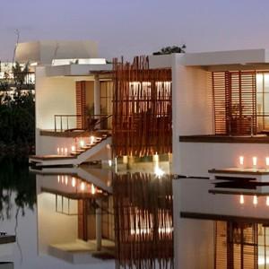 Roseward Mayakoba - Mexico wedding packages - swim up suites