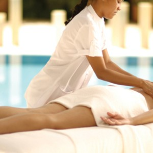 Royal Hideaway Playacar - Mexico - Honeymoon Packages - massage