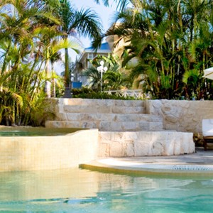 Royal Hideaway Playacar - Mexico - Honeymoon Packages - spa pool