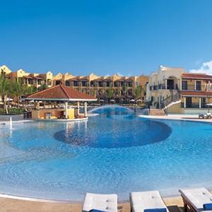 Secrets Capri Riviera - Mexico Luxury Holidays - pool